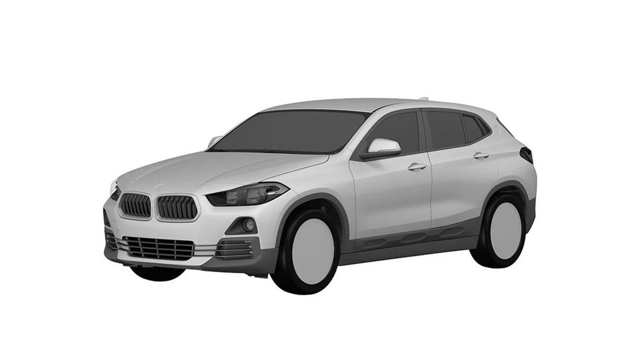 BMW tiene grandes planes para el X2: tres cilindros y versión deportiva con 300 caballos