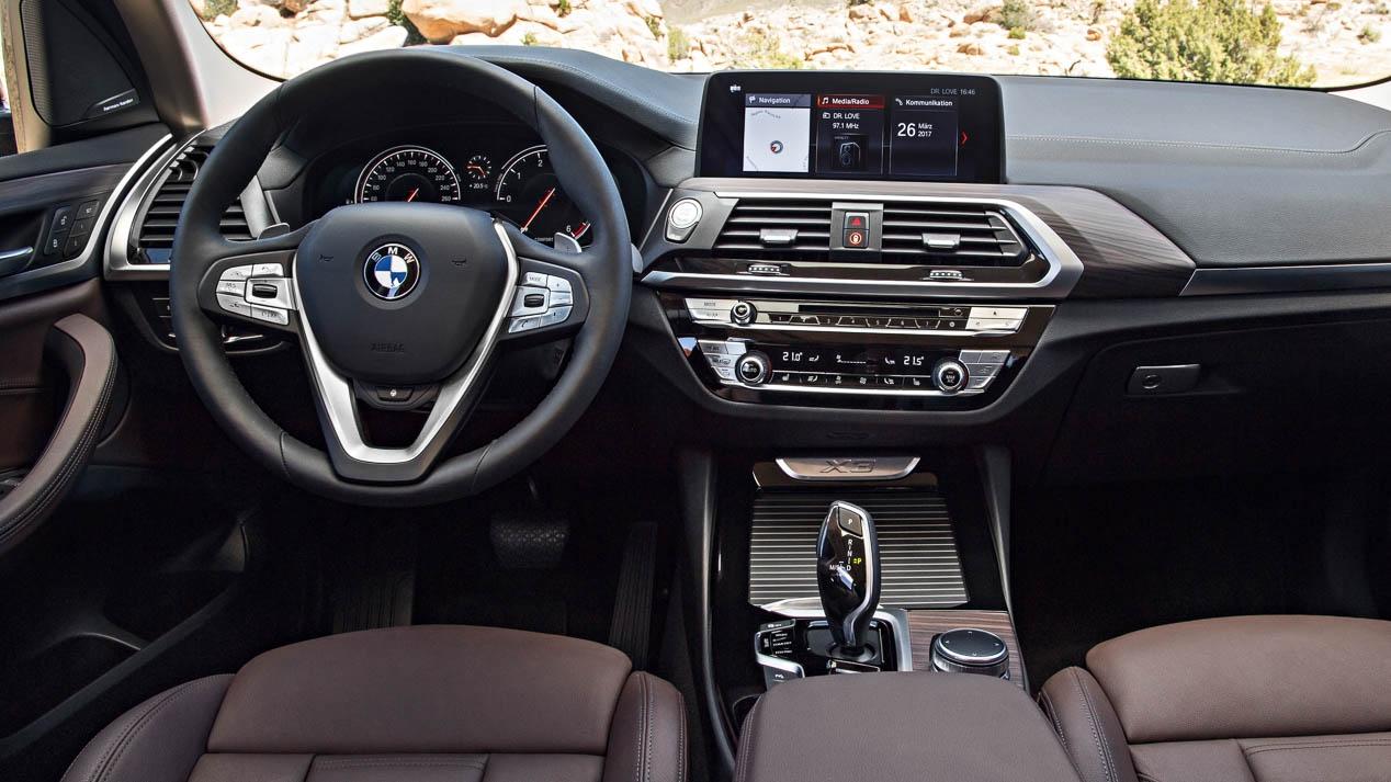 Llega el nuevo BMW X3: Disponible con tres motores, a partir de 51.000 euros