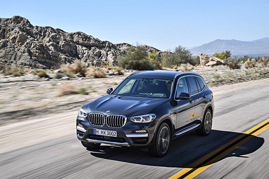 El BMW X3 M continúa adelante, podríamos verlo en Ginebra
