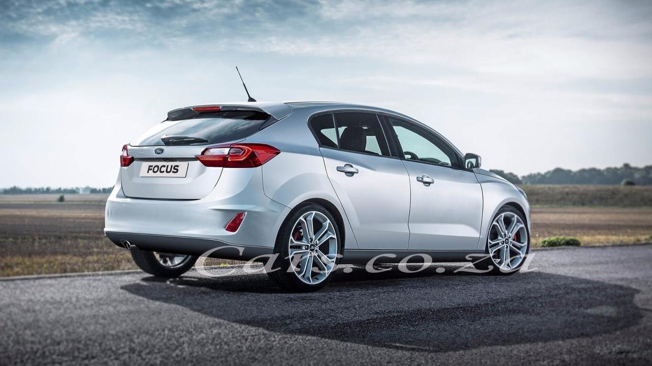 Más cerca del nuevo Ford Focus: tendrá este aspecto