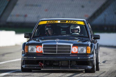 No importa que sólo se fabricasen 502 unidades: Mercedes vuelve a fabricar un 190 E 2.5-16 Evo II