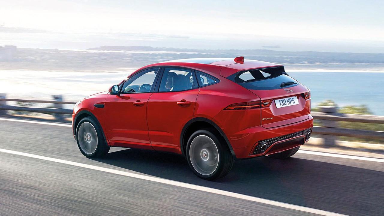 Oficial: nuevo Jaguar E-Pace, llega el baby crossover británico por excelencia