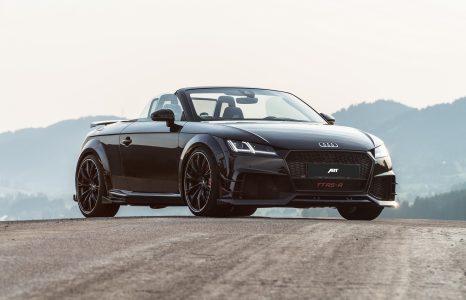 ¡Para los que no quieren techo! ABT presenta el Audi TT RS-R Roadster con 500 CV