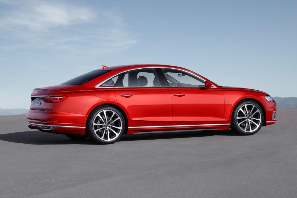 ¿Veremos un Audi S8 con el motor V8 del Porsche Panamera Turbo?
