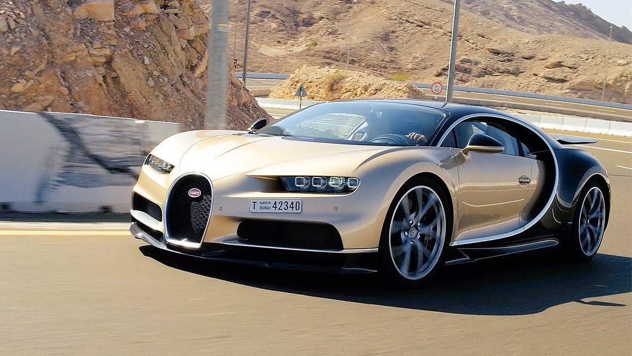 Bugatti ya ha entregado 70 unidades del Chiron, ¿más cerca de un nuevo debut?