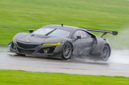 Ya puedes hacerte con el Honda NSX GT3 de competición, pero... ¿tienes los 465.000 euros que cuesta?