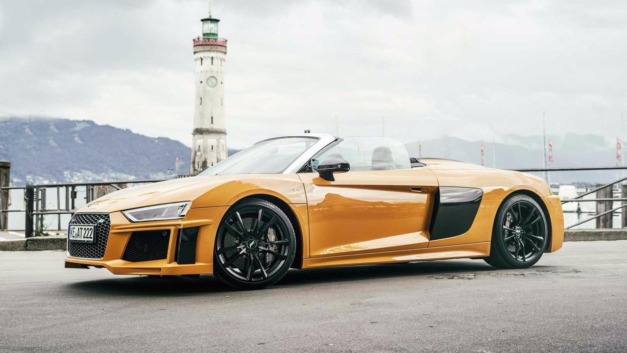 ABT Audi R8 V10, una alternativa interesante al R8 V10 Plus
