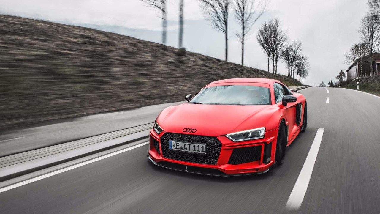ABT Audi R8 V10, una alternativa interesante al R8 V10 Plus