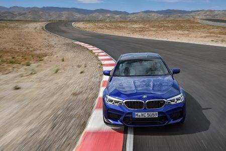 Ahora sí: El nuevo BMW M5 irrumpe oficialmente con 600 CV y tracción M xDrive con tres modos de funcionamiento