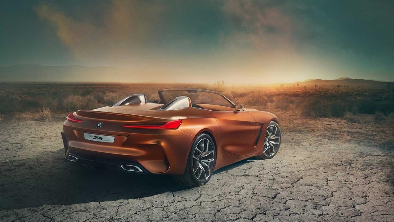 El nuevo BMW Z4 estrenará motor turbo, debutará en Detroit