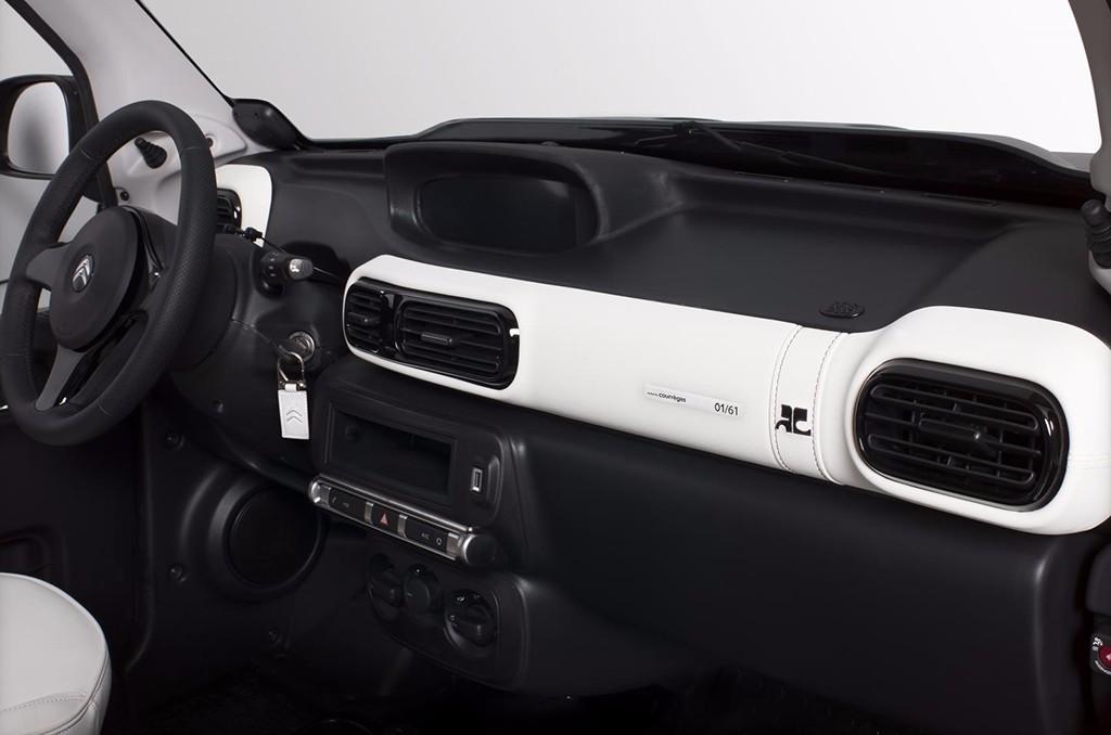 Citroën E-Mehari Styled by Courrèges: No todo iba a ser playa, 61 unidades con hard top