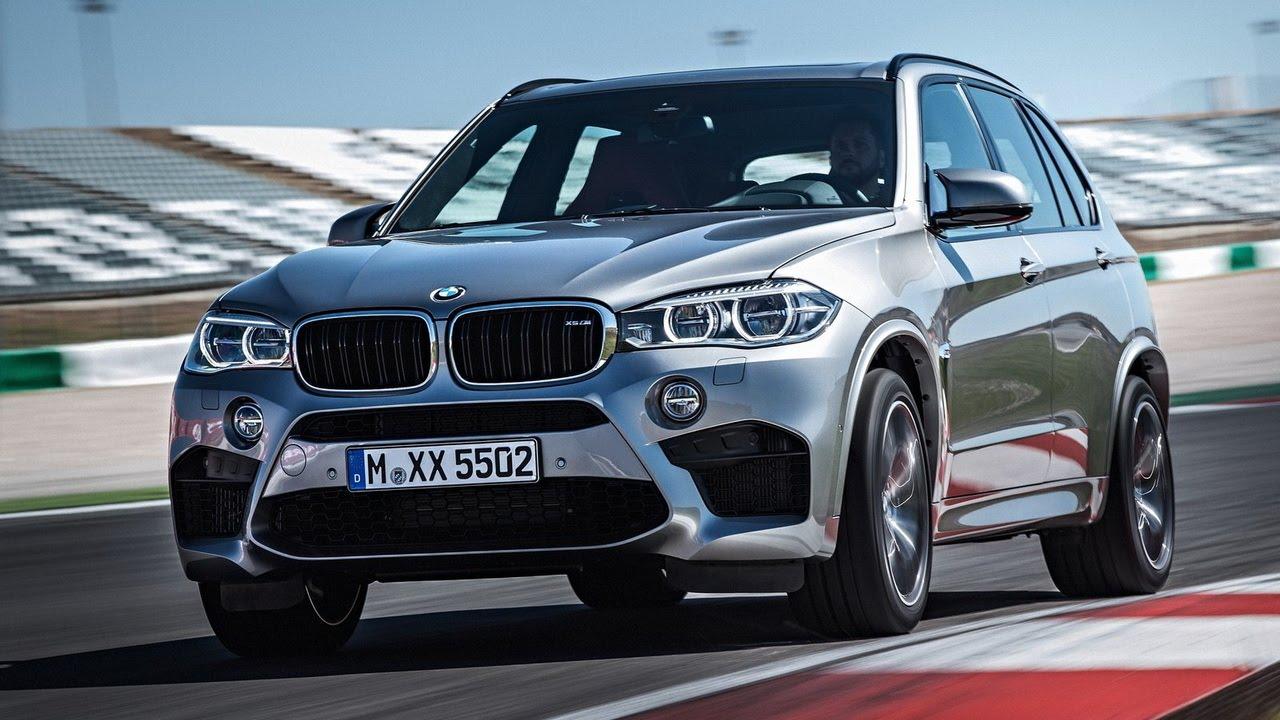 El nuevo BMW X5 M irá a por todas, ¡menudas cifras!