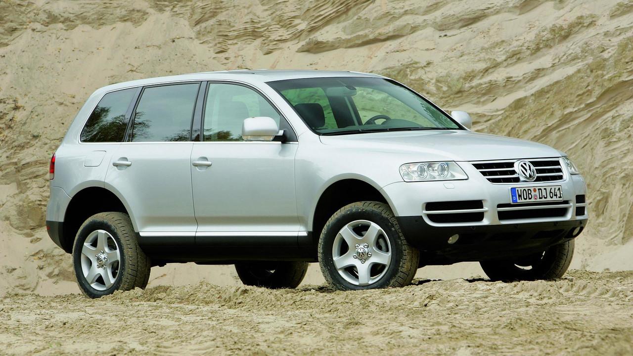 El nuevo Volkswagen Touareg llegará antes de fin de año