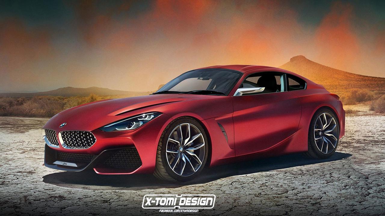 BMW quiere un Z4 más deportivo, ¿veremos un cambio radical?