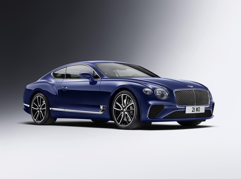 Bentley lanzará un deportivo eléctrico de casi mil caballos de potencia