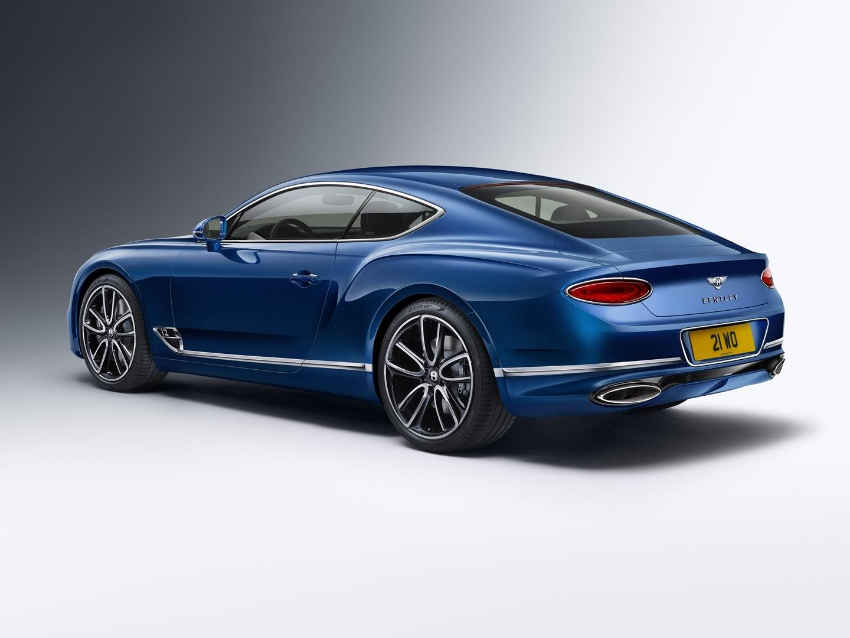 Bentley prepara un superdeportivo eléctrico, ¡primera información!