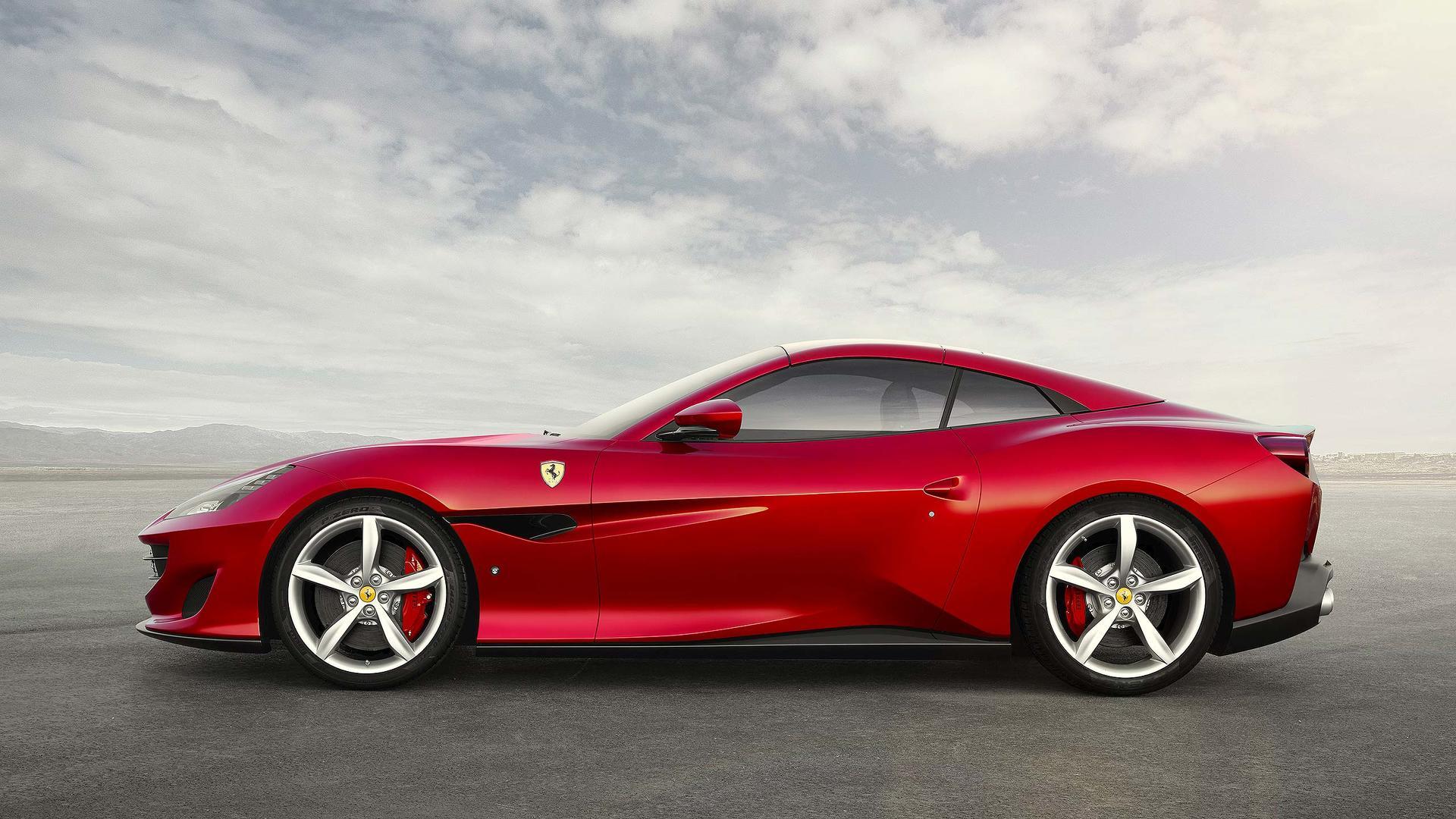 Ferrari busca un nuevo proyecto, ¿será un CUV, o una berlina?
