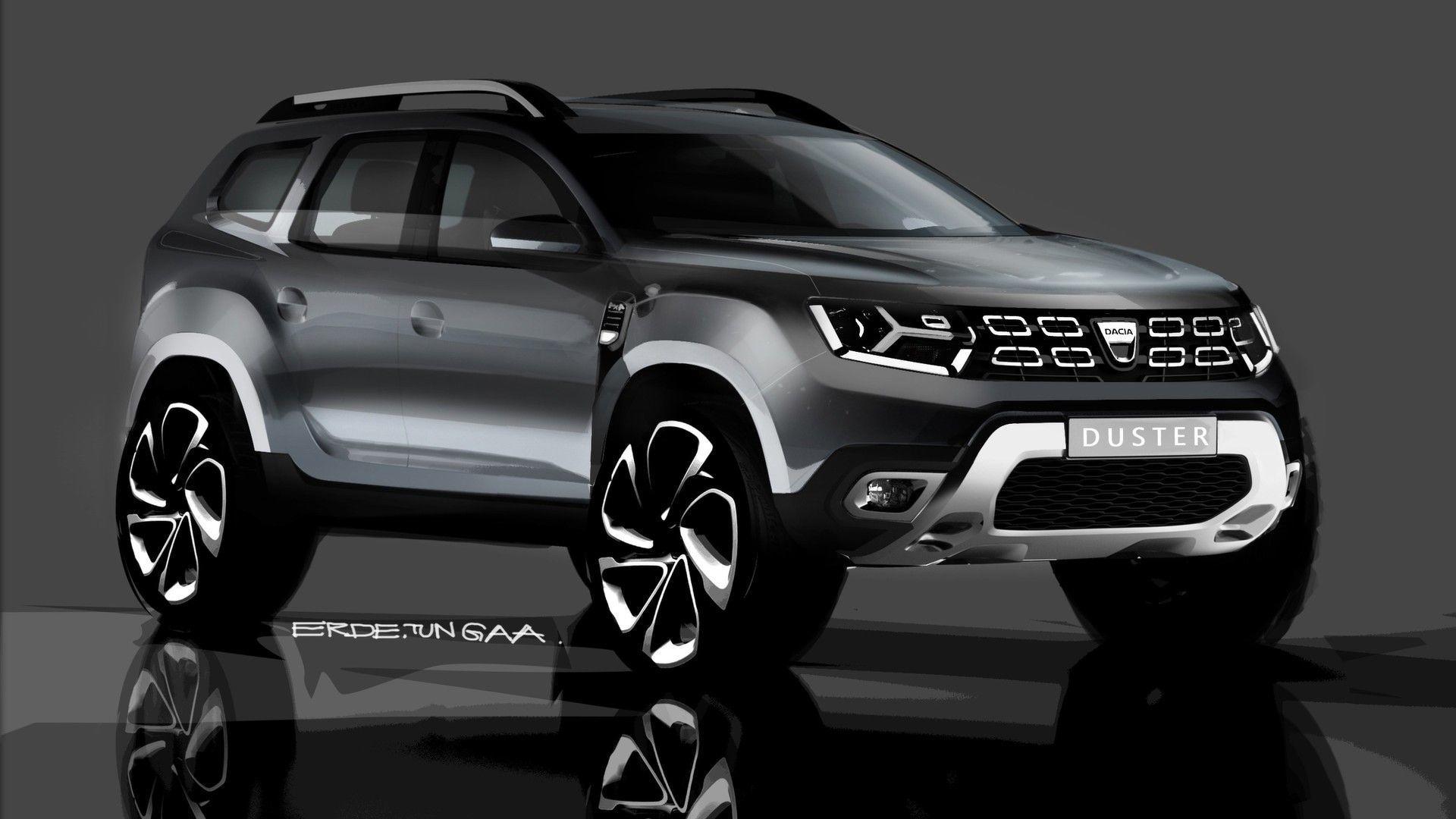 Oficial: nuevo Dacia Duster, ¡primeras imágenes!