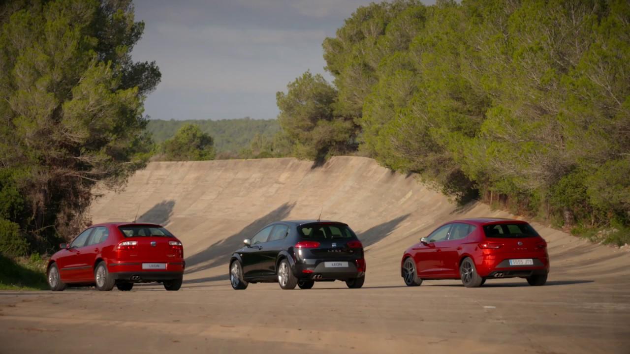 SEAT confirma que la tercera generación del León es la más vendida de la historia