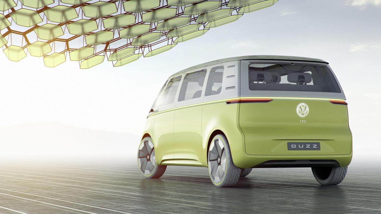 Volkswagen lanzará una nueva Type 2, el auténtico microbus alemán