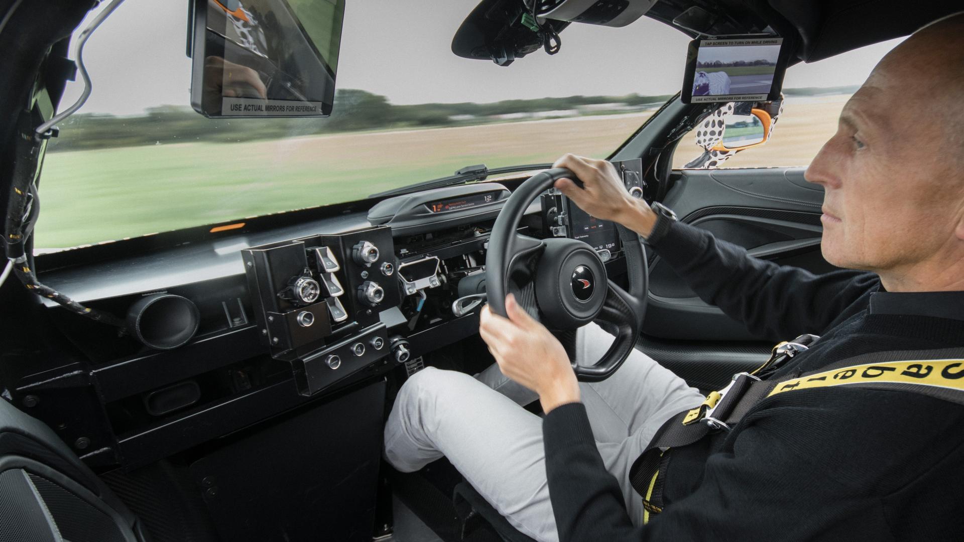 Así es el nuevo McLaren BP23: todo lo que está por venir