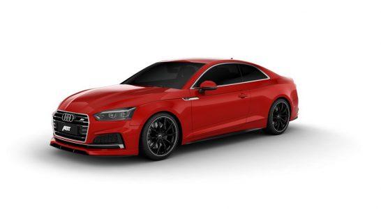 Audi A5 y S5 por ABT Sportsline: Mejorando lo presente desde la discrección