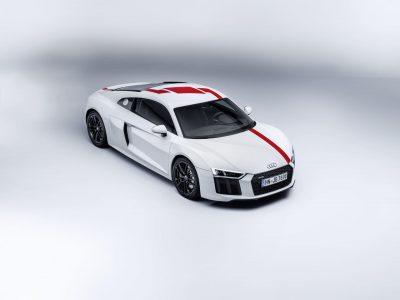 Audi R8 V10 RWS: Así es el primer Audi de propulsión trasera de producción