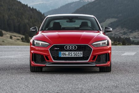 Audi RS 4 Avant y RS 5 Coupé Carbon Edition: Dieta a base de fibra de carbono