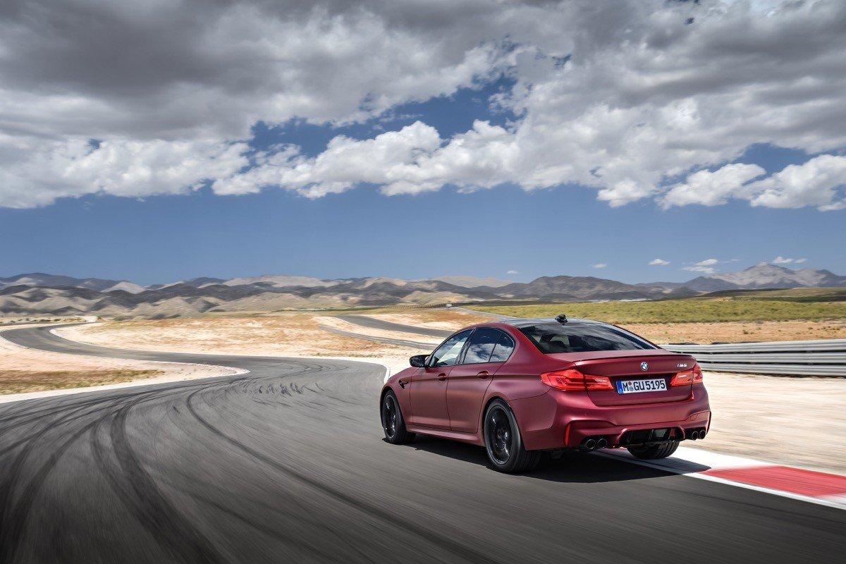BMW pone a la venta el M5 First Edition a un precio inalcanzable: Hasta Marzo no llegarán las primeras unidades