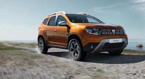 Dacia Duster 2018: Salto importante de motores y equipamiento