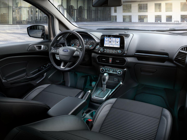 El Ford EcoSport vuelve a pasar por el quirófano: Sistema de tracción total, nuevo motor diésel y acabado ST Line
