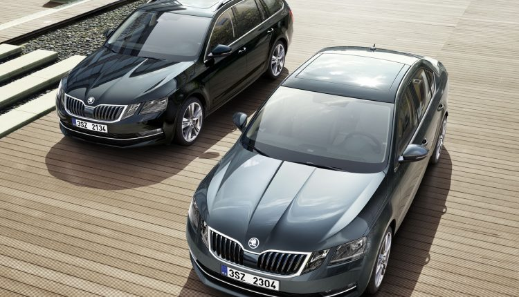 el skoda octavia recibe el motor 1 5 tsi evo de 150 cv. Black Bedroom Furniture Sets. Home Design Ideas