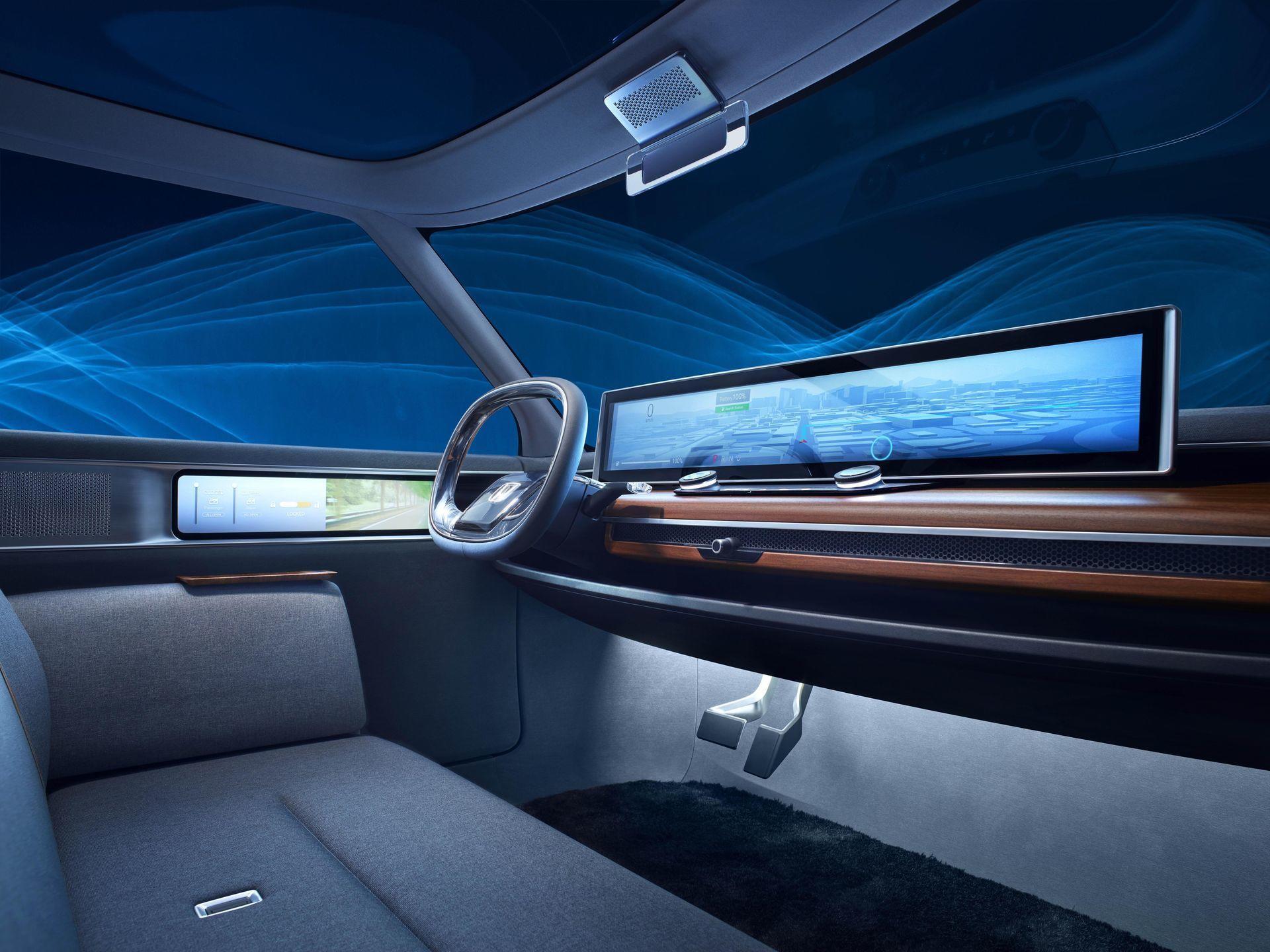 Honda Urban EV Concept: Inspiración retro en este utilitario 100% eléctrico