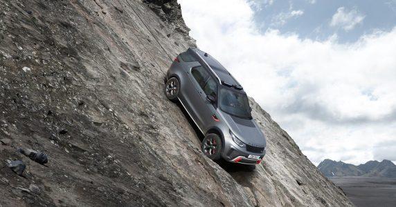 Land Rover Discovery SVX: El Land Rover más extremo hasta la fecha tiene 522 CV