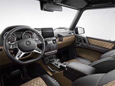 Mercedes Clase G Exclusive Edition: ¿Miedo a morir? No lo encontrarás por aquí