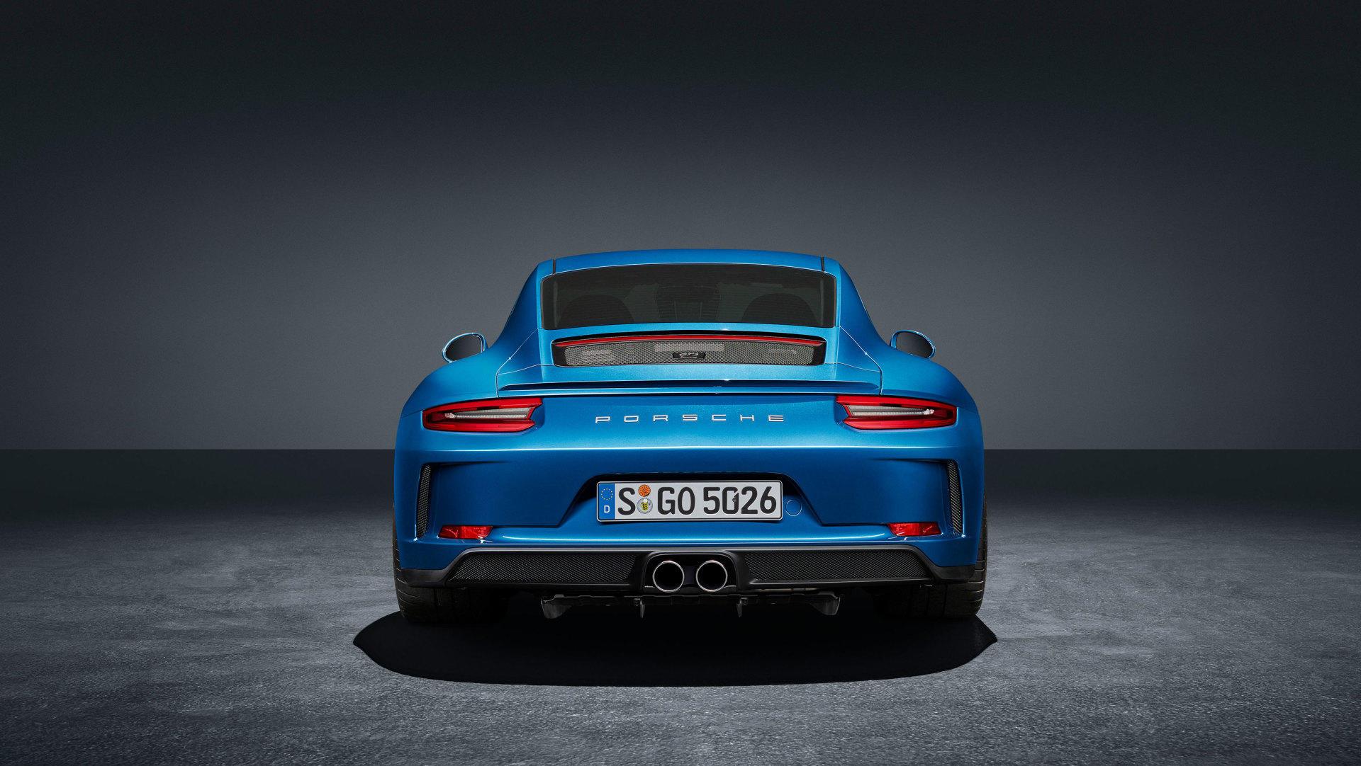 La nueva generación del Porsche 911 ya está en marcha