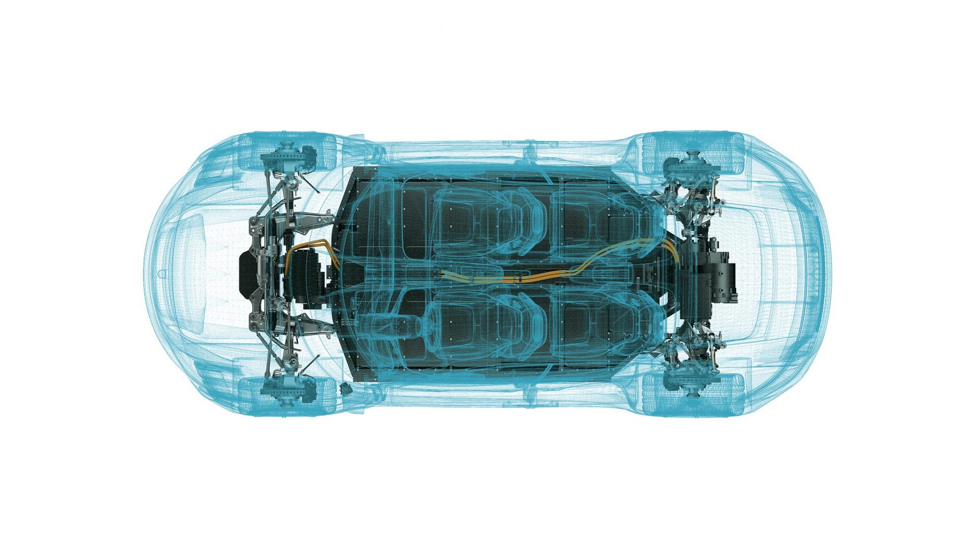 """Porsche quiere que el Mission E sea """"uno más"""": tendrá al menos tres versiones"""