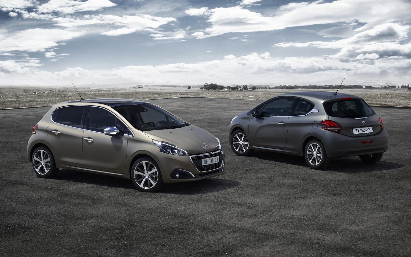 PSA lanzará versiones eléctricas del Peugeot 208, 2008 y DS 3 Crossback