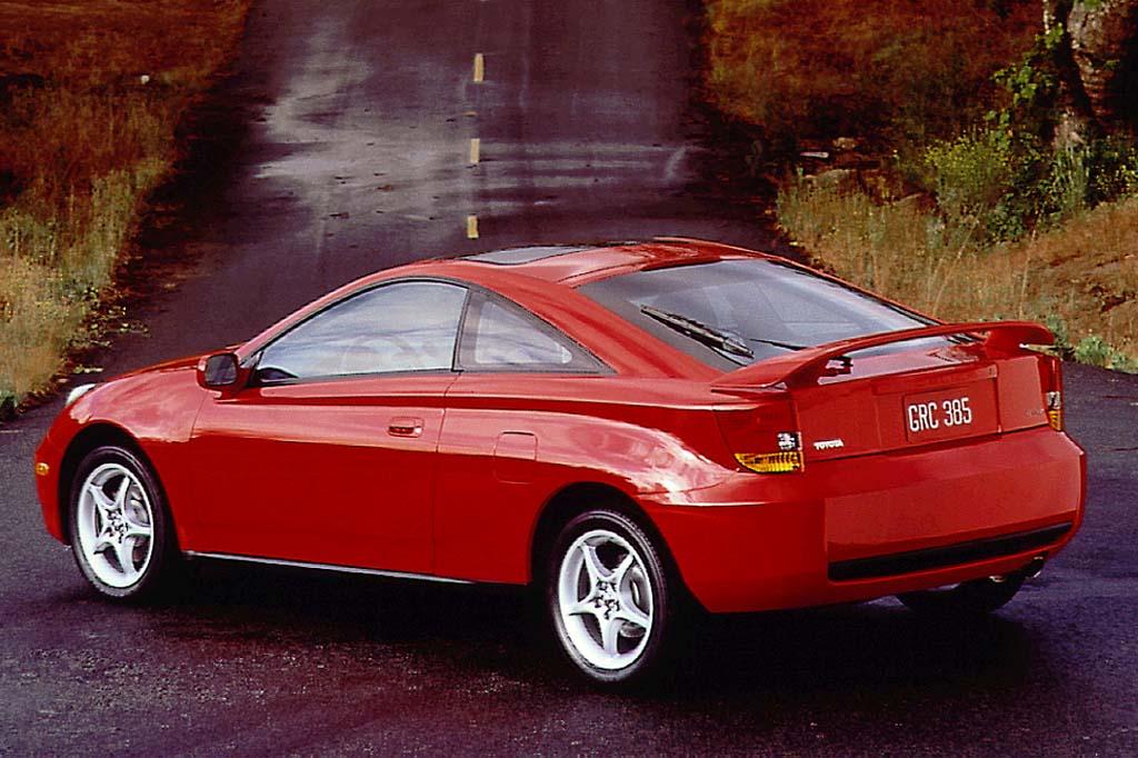 ¿Qué tramas, moreno? Toyota registra la marca celica en la oficina de patentes norteamericana