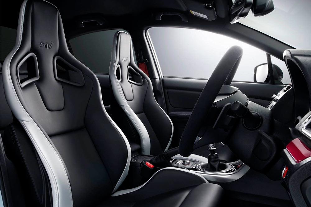 Subaru WRX STI S208: 450 unidades más radicales y potentes