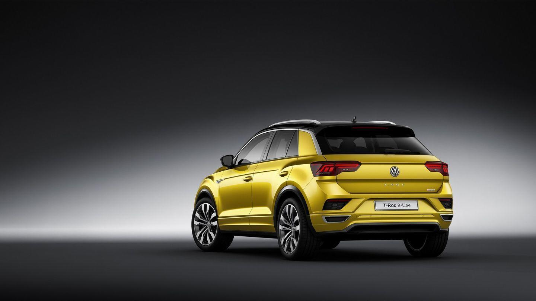 El Volkswagen T-Roc recibirá versión R, ¿qué potencia esperamos?