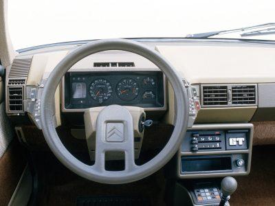35 años del Citroën BX: Así llegó a ser uno de los modelos más exitosos de la firma