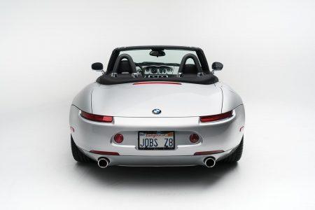 Ahora puedes hacerte con el BMW Z8 de Steve Jobs... pero necesitarás más de 300.000 euros