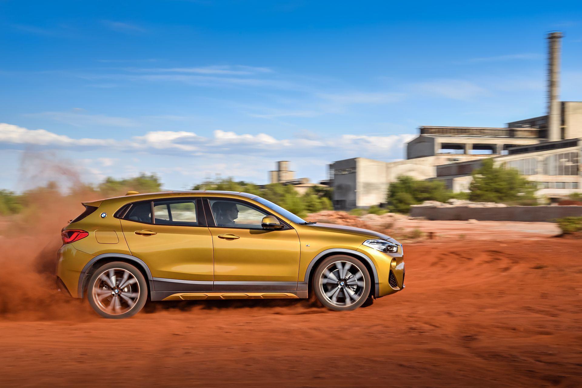 BMW ya trabaja en el X2 M235i, el b-SUV más potente de la casa