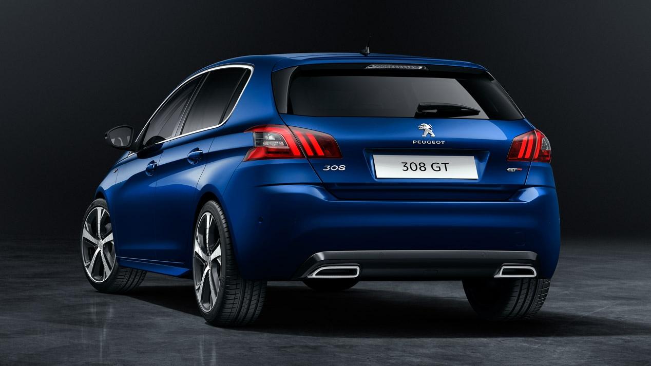 El Peugeot 308 estrena el motor BlueHDI de 130 CV y la caja automática EAT8