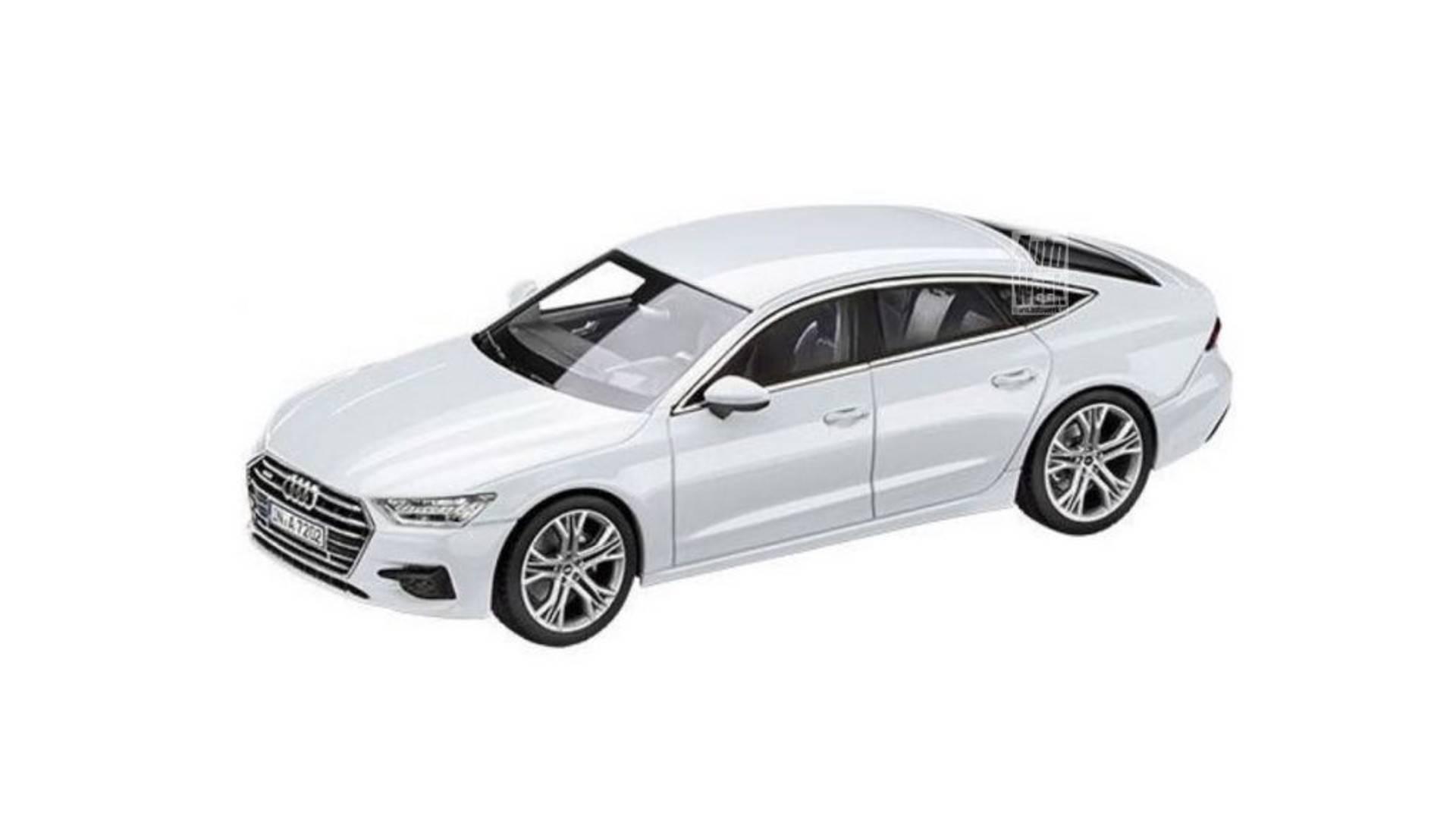 ¡Filtrado! Nuevo Audi A7 Sportback