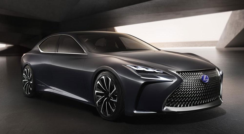 Lexus pasará de los híbridos enchufables y atacará directamente a los eléctricos y vehículos de hidrógenos