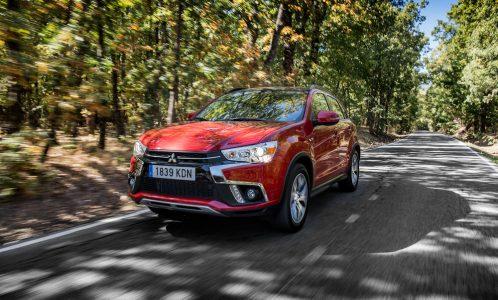 Mitsubishi ASX 2018: El crossover nipón alcanza su mayor grado de madurez