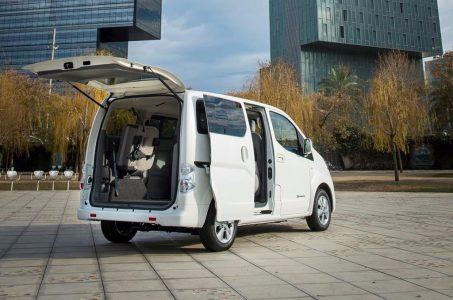 Nissan introduce la  e-NV200 con batería de 40 kWh: ¡Aumenta en un 60% su autonomía!