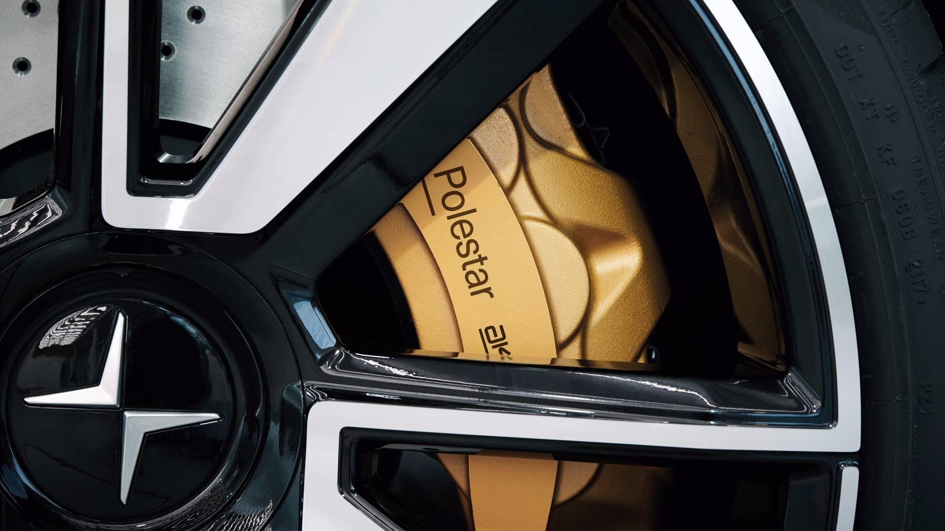 Oficial: Polestar 1, 600 caballos de potencia en guisa de auténtico coupé